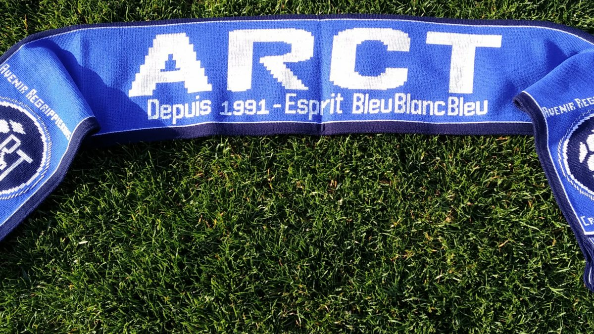 L'écharpe ARCT arrive en boutique!