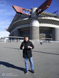 🇮🇹 Stade San Siro Giuseppe Meazza - Milan- Italie- Clémot Thomas - Février 2019