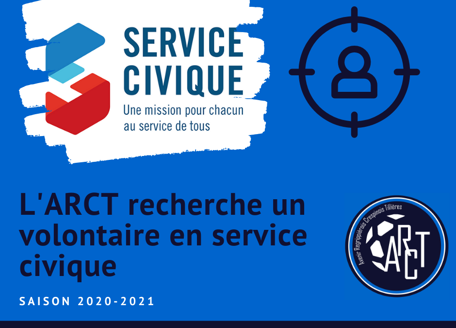 Service civique 2020-2021