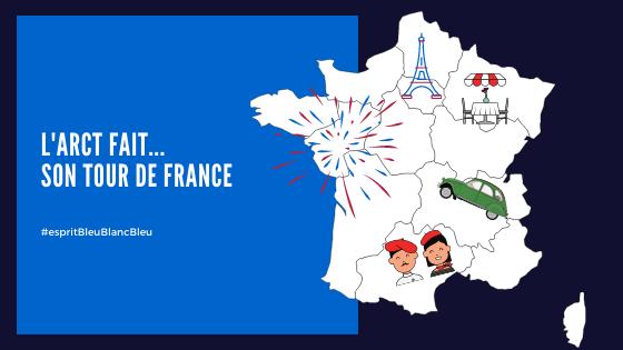 Le Tour de France ARCT 2021
