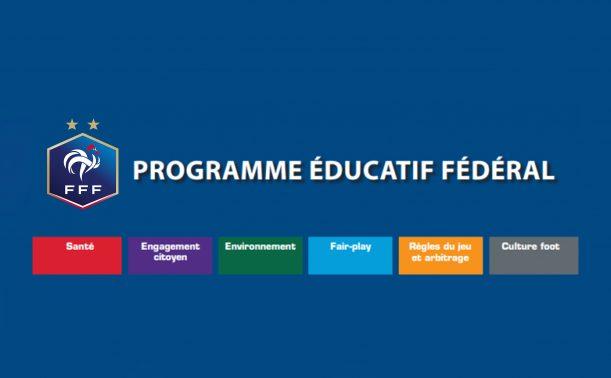 Le Programme éducatif Fédéral (PEF)