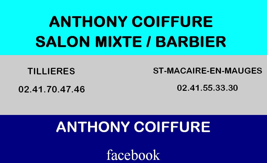 [PARTENAIRES] ANTHONY COIFFURE