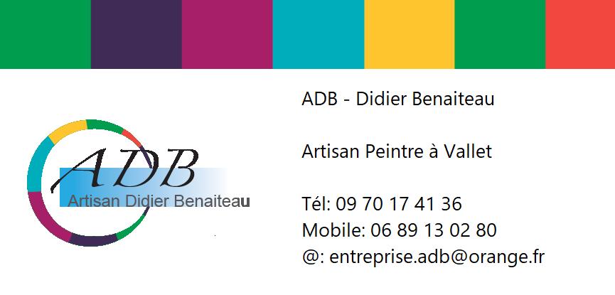 [PARTENAIRES] ADB – DIDIER BENAITEAU