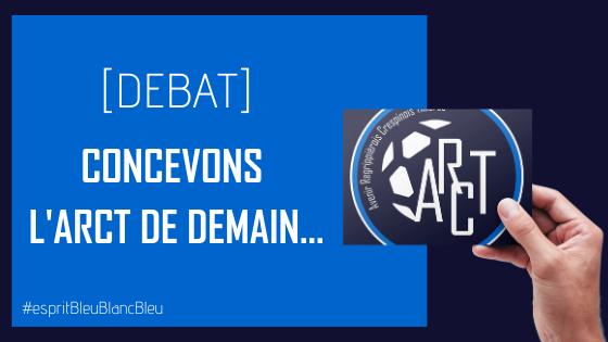 [DEBAT] CONCEVONS L'ARCT DE DEMAIN…